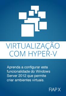 Virtualização com Hyper-V